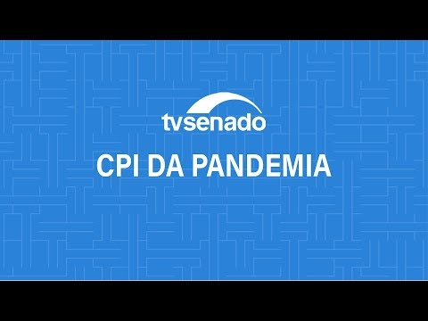 Assista ao vivo depoimento do ex-ministro Pazuello na CPI da Pandemia