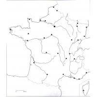 Fonds De Cartes De France