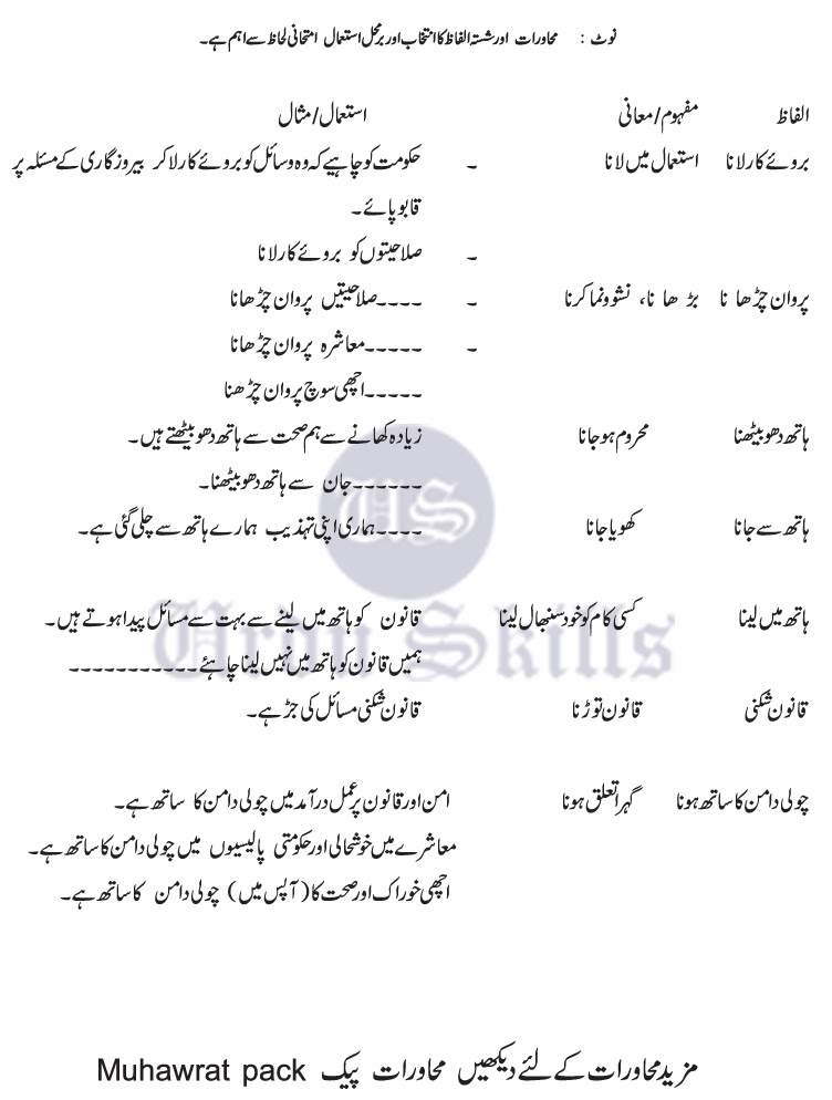 how to write an intro for an essay in urdu