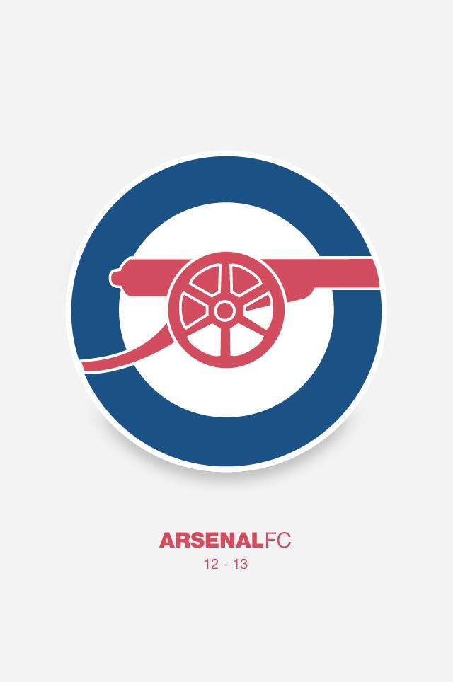Arsenal FC Wallpaper for iPhone - WallpaperSafari