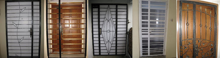 main entrance door grill design  | 500 x 500