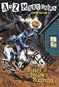 Sleepy Hollow Sleepover by Ron Roy