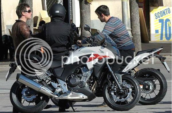 Nova Honda CB500X 2013 | Lançamento no Salão de Milão