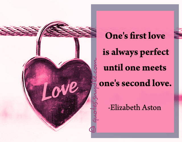Beautiful First Love Quotes And Sayings With Picture Quotes And