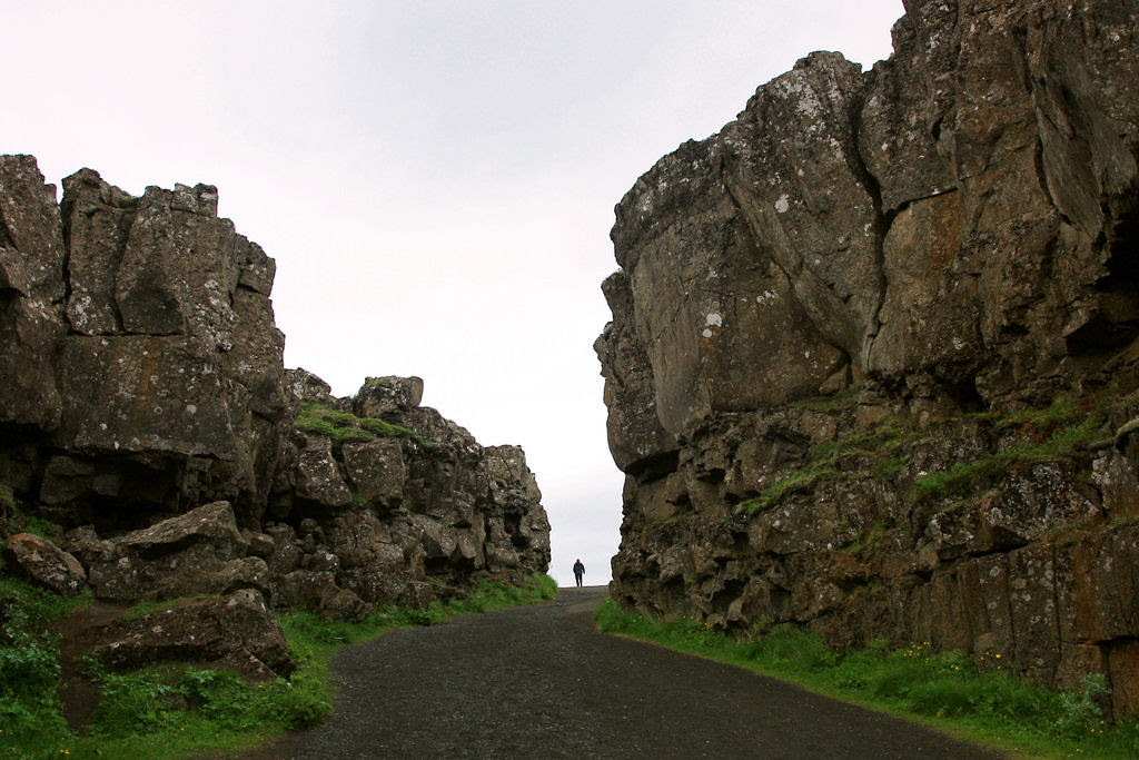 A Dorsal Meso-Atlântica na Islândia 01