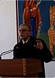 Ομιλία κ. Κωνσταντίνο Καρακατστάνη Καθηγητή Πυρηνικής Ιατρικής Α.Π.Θ. σχετικά με τον  εγκεφαλικό θάνατο και τη δωρεά ανθρωπίνων οργάνων - μέρος Α' (mp3)