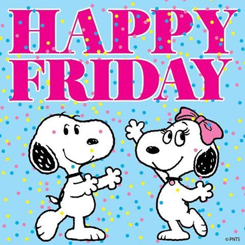 Happy Friday Snoopy Cute Instagram Quote Pictures Photos And