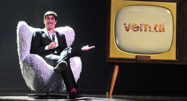 Marcelo Adnet estreia a comédia policial O Dentista Mascarado (Foto: TV Globo/Divulgação)