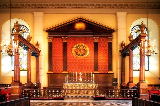 St Pauls, Covent Garden, London