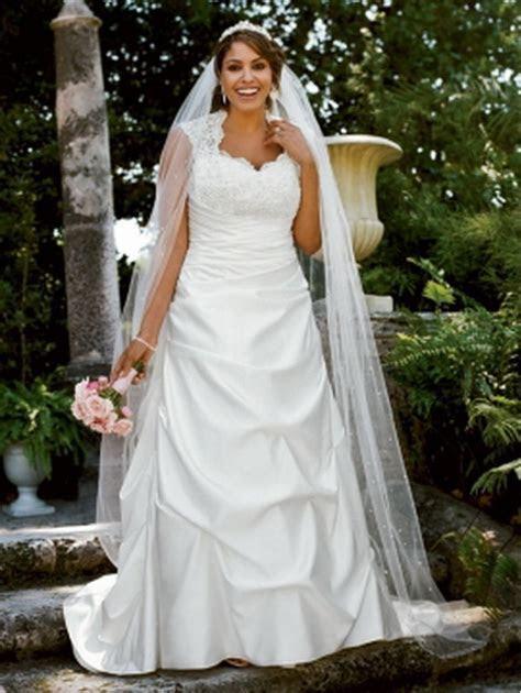 2011 Davids Bridal Plus Size Wedding Dresses Spring