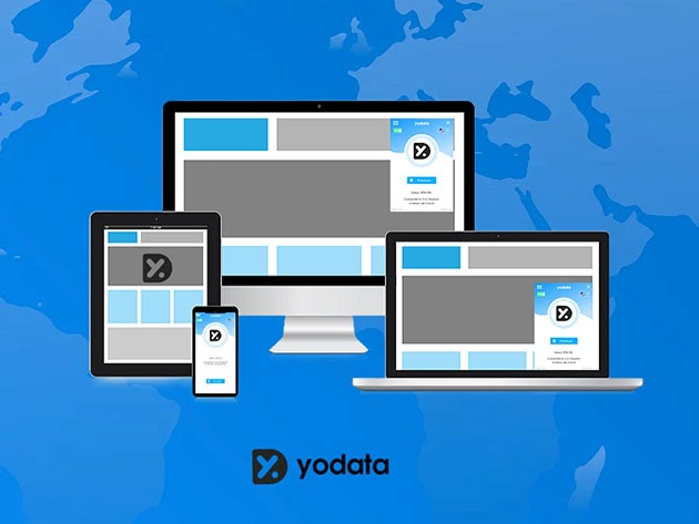 Yodata VPN: Lifetime Subscription for $17