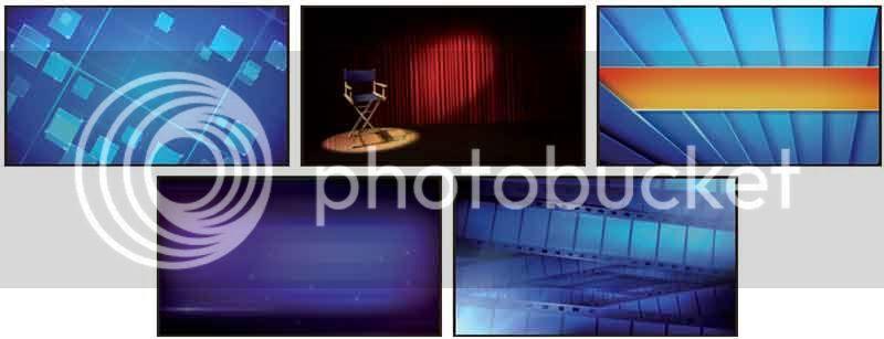COLECCION DE FONDOS SD Y HD CON MOVIMIENTO PARA EDICION DE VIDEO PROFESIONALES