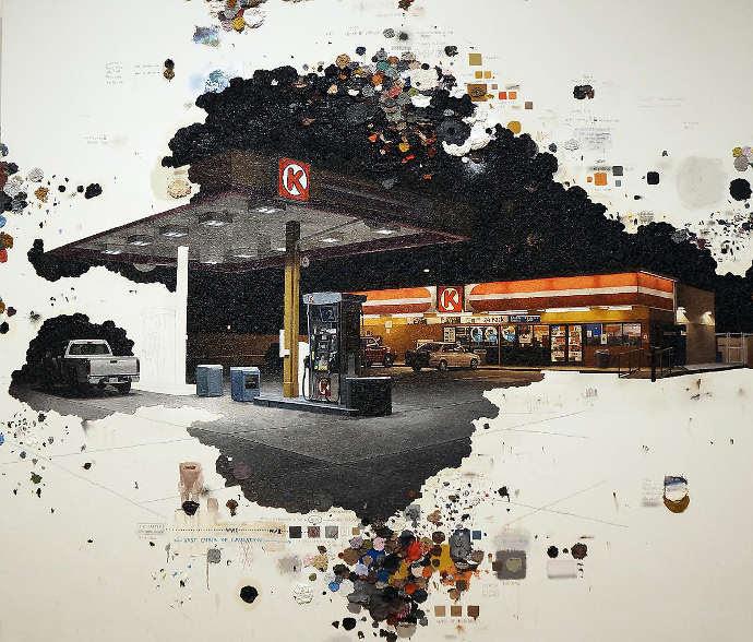 Hyper-réalisme comme un art anti-réalisme par Colin Chillag