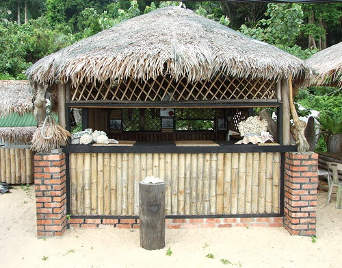 A Hut or House?