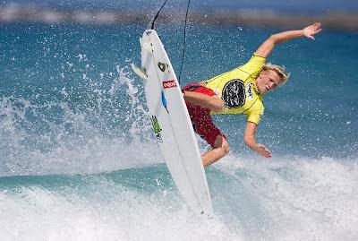 Aritz Aramburu sigue sumando puntos en Australia - Hot Tuna Central Coast Pro