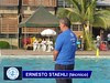 Júnior do pólo aquático do Clube Jundiaiense fica em 7º lugar no Brasileiro