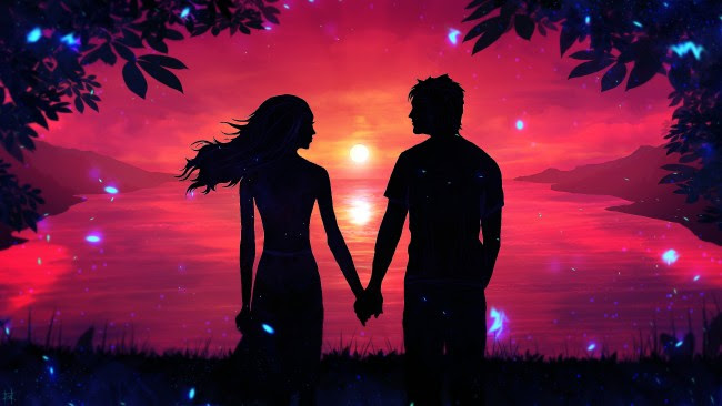 99 Koleksi Wallpaper Couple Romantis Gratis Terbaik