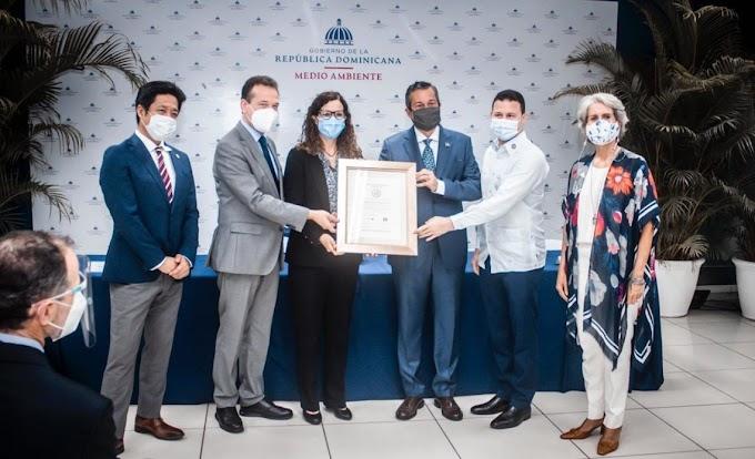 MINISTERIO ADMINISTRATIVO DE LA PRESIDENCIA RECIBE CERTIFICACIÓN DE SOSTENIBILIDAD 3RS CATEGORÍA ORO
