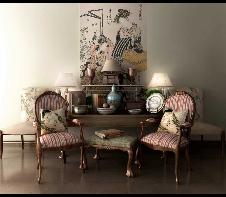 Interior design trends 2017: Retro living room - HOUSE ...