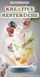 Blogparade im Mai: Kreative Resteküche - 5 € für Eure Ideen für einen SEHR guten Zweck :-)