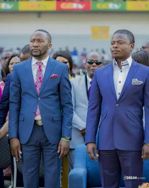 Bushiri appoints Prophet Hara as his associate Pastor:'great honour'