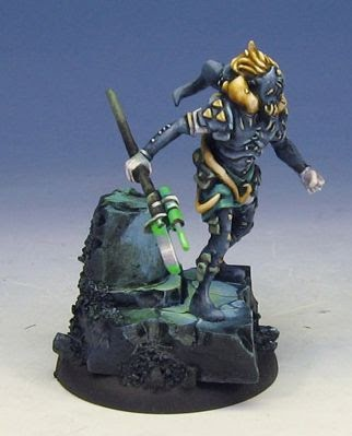 James Wappel Miniature Painting: New Hydross minis for