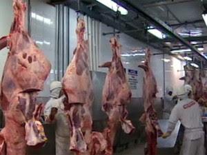 Boas pastagens fazem preço da carne bovina cair em até 20% na região (Foto: Reprodução/EPTV)