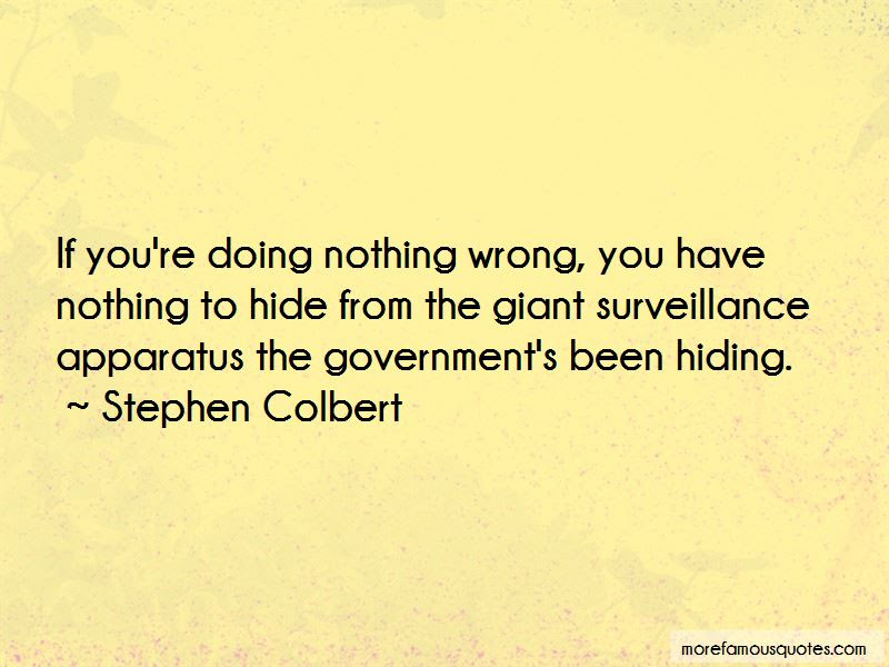 Quotes About Doing Nothing Wrong Top 43 Doing Nothing Wrong Quotes