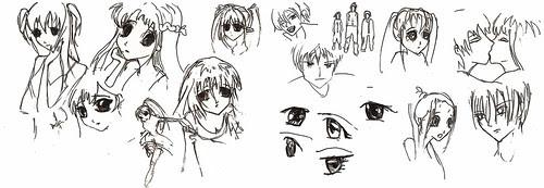 drawings 312 through 314 of 365