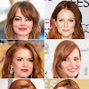 Isla Fisher Natural Hair Color