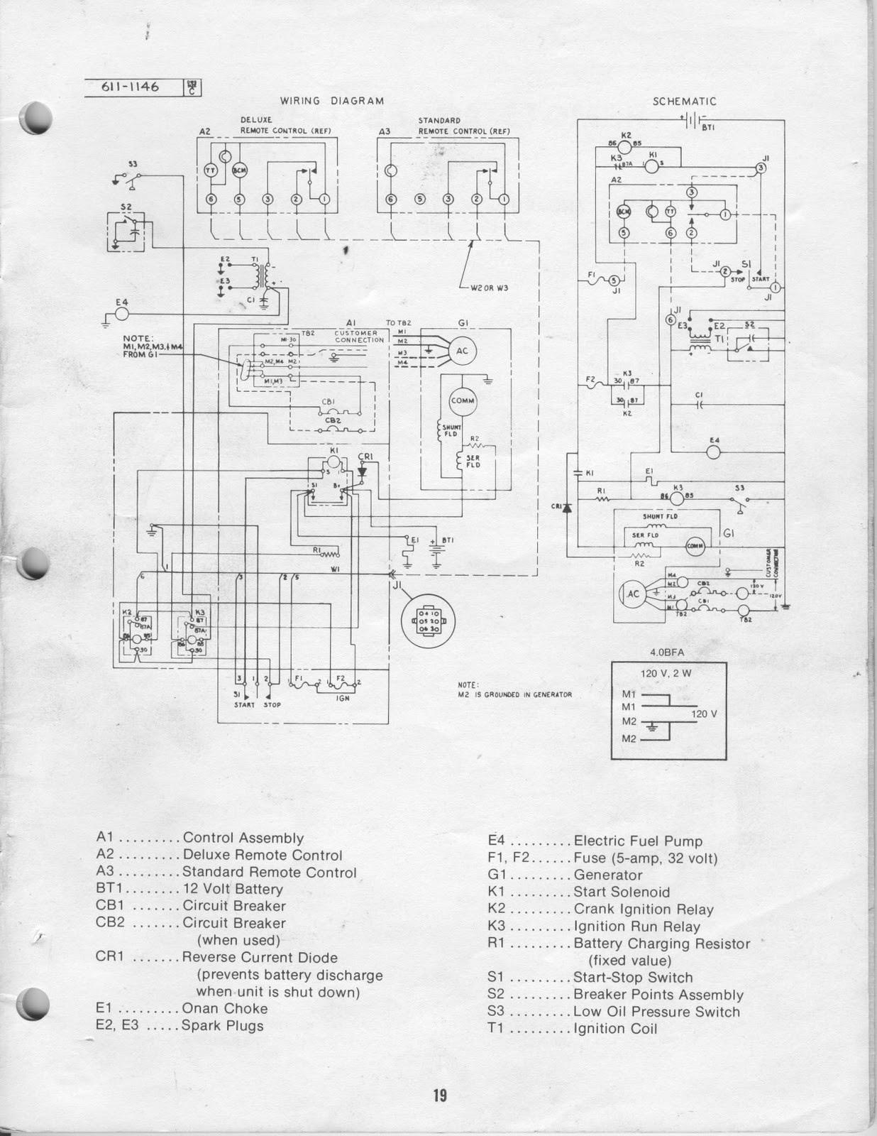 Diagram  1988 Pace Arrow Motorhome Wiring Diagram Hd