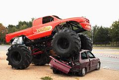 a00795 - Monster truck