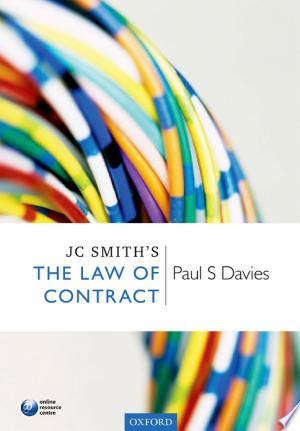 Books Free: Download Jc Smith's the Law of Contract Books