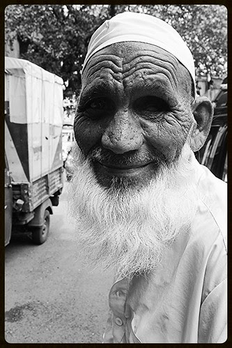 The Inimitable Muslim Beggar by firoze shakir photographerno1