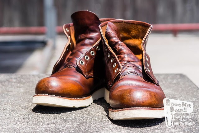Red Wing Casual Shoes Mens
