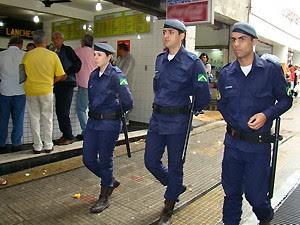 Campina Grande ganha Guarda Municipal para ajudar na segurança (Foto: Divulgação/Codecom-CG)