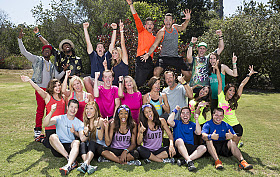 Meet The Cast Of The Amazing Race Season 27