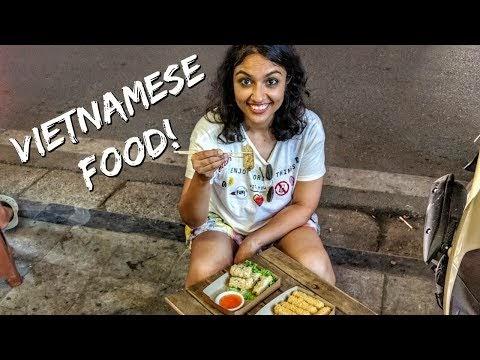 Top 5 Vietnamese Food For First Timetraveler