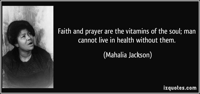 Mahalia Jackson's quotes, famous and not much - QuotationOf . COM