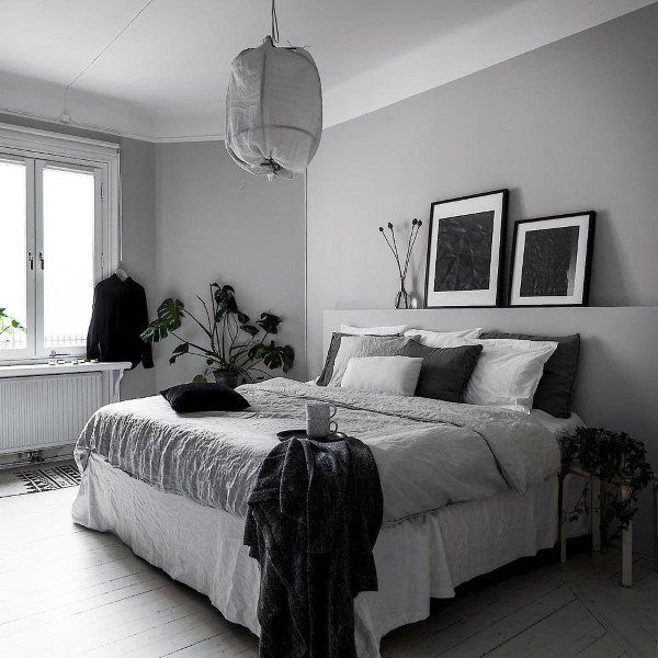 Bedroom Designs Gray And White Bedroom Designs