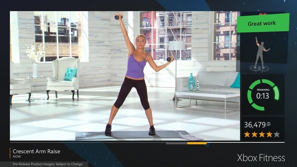 Xbox Fitness 1