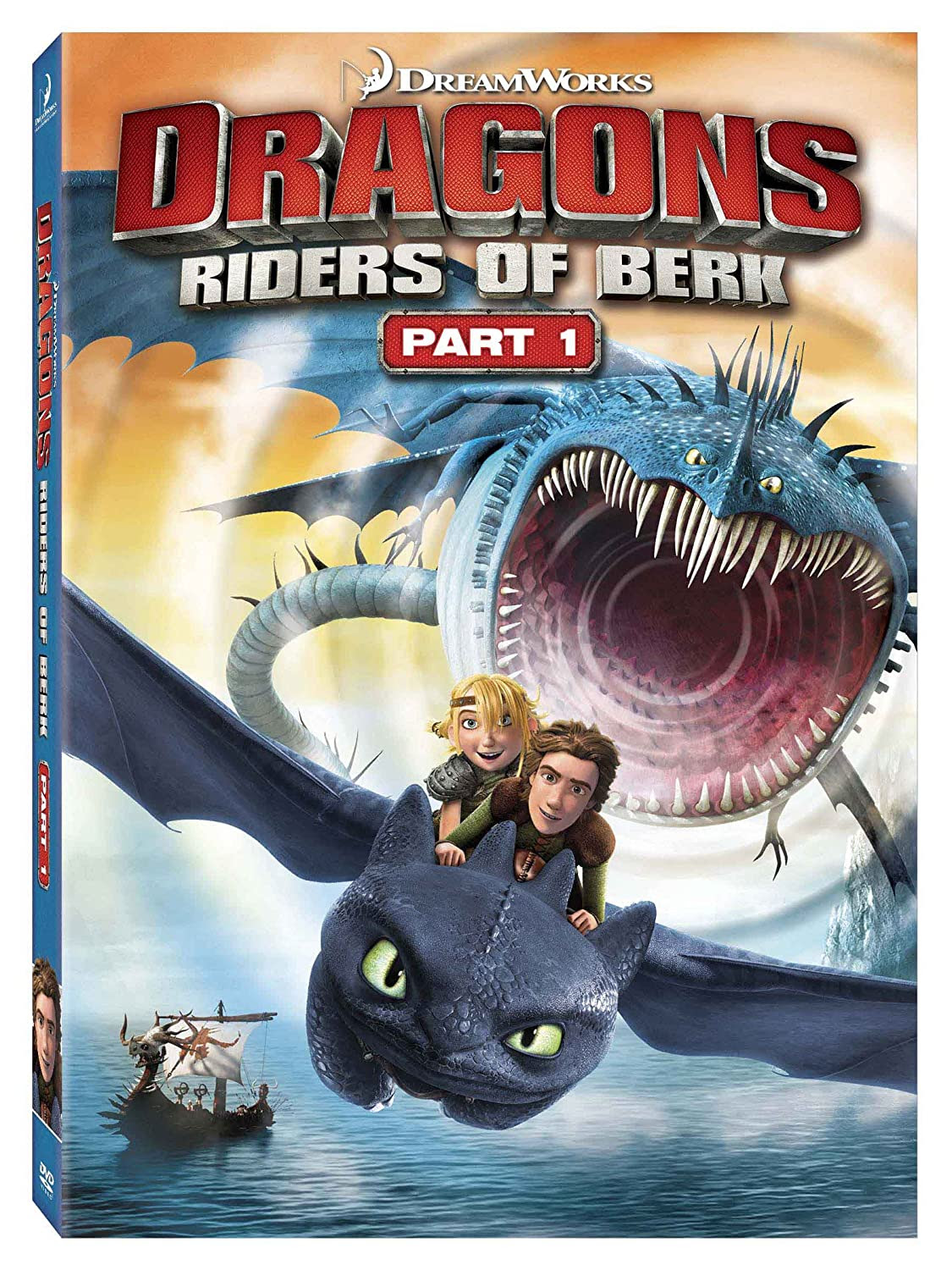 Dragons: Riders of Berk Parts 1