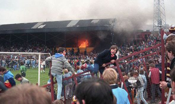 EXCLUSIVE: Bradford City fire was 'an accident' says judge ...
