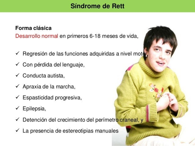 Sindrome Rett