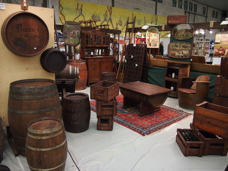 Barrel Furniture Holland Handicrafts Wine Collectibles