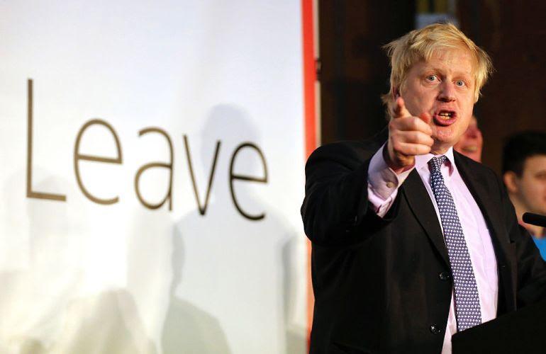 Ha ragione Johnson: la UE è il Reich.  A sua insaputa.