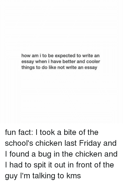 how to write an essay based on a quote