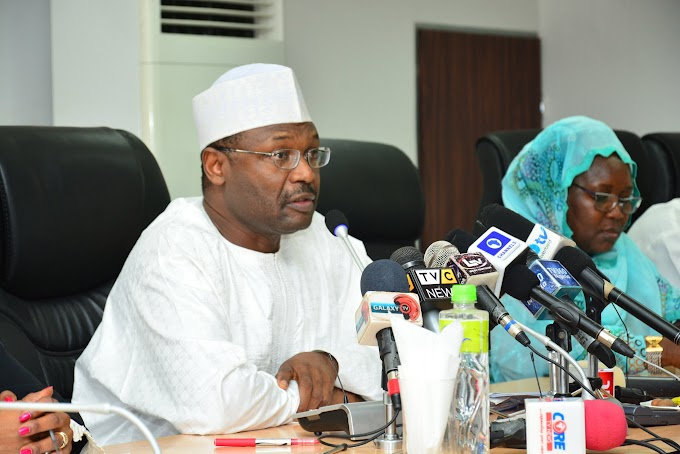 This is What Will Happen Tomorrow - INEC Chairman Vows