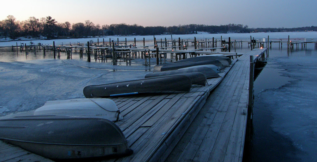 Docks April 2 at 6am.