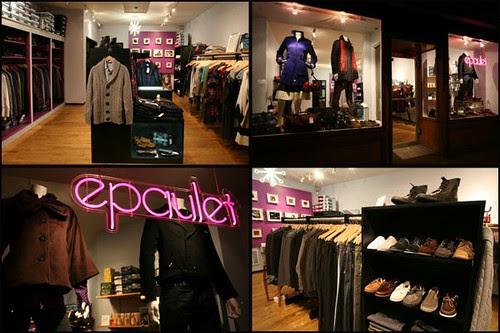 Epaulet shop